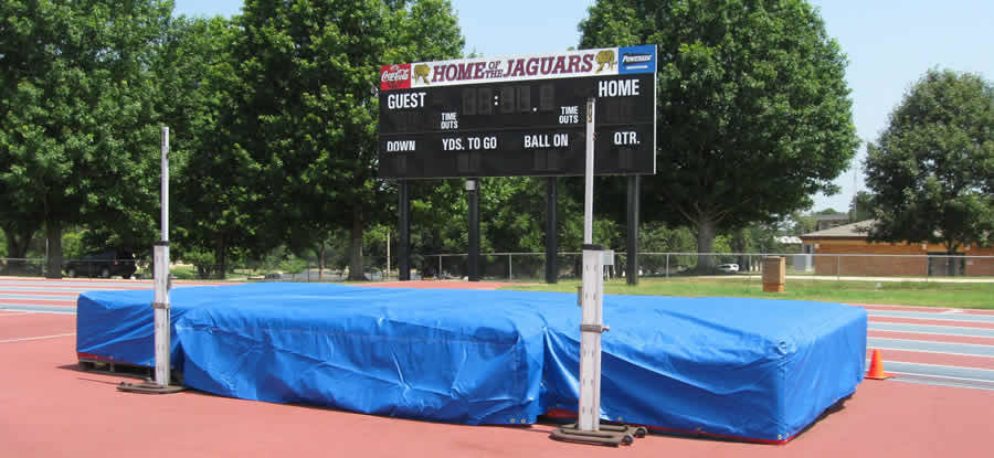 ETPSports High Jump Cover