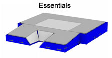 Essentials Pole Vault Cover