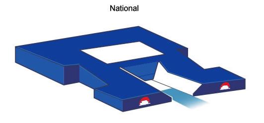 National Pole Vault Style